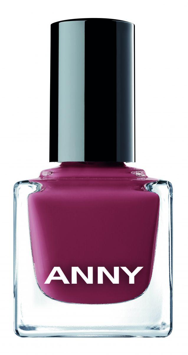 ANNY — оттенок марсала и капли-сушка Drop It Dry