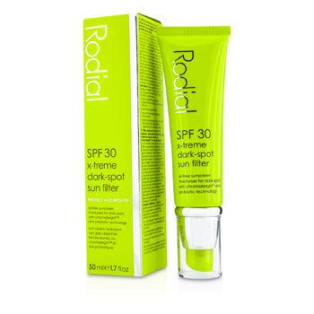 увлажнящий sunscreen для лица от британской марки Rodial с уровнем защиты SPF 30