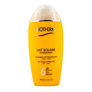 солнцезащитное молочко для тела Lait Solaire SPF 6 UVA/UVB Protection Melting Milk