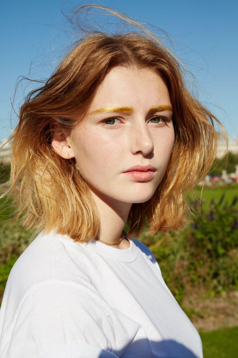 Золотая лихорадка имени Пэт Макграт: маст-хэв для макияжа весны 2016 — золотой пигмент