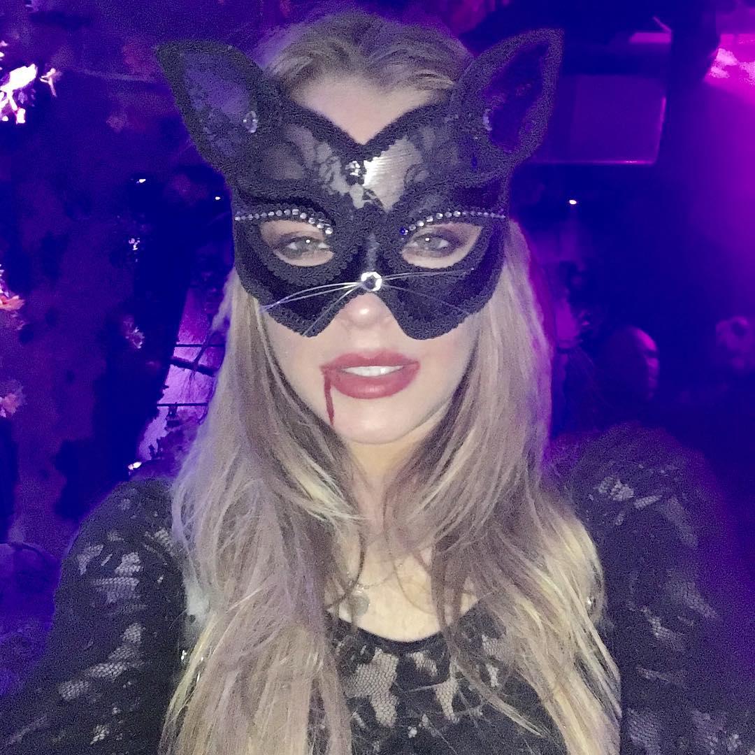 звезды на хэллоуин 2015 фото