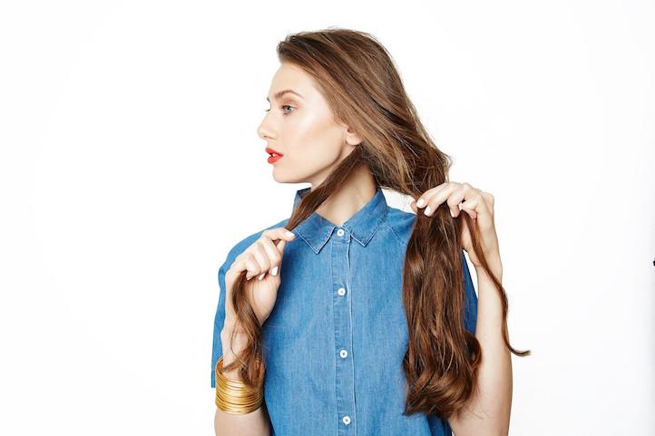 Просто и красиво: 5 шагов к идеальной осенней косе