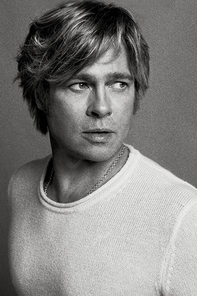Брэд Питт для V Magazine фото