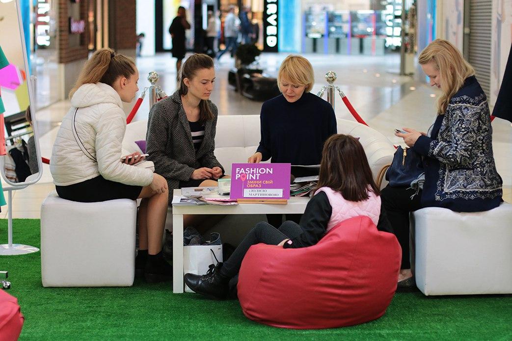 Fashion Point в ТРК «Проспект» - 6 модных тенденций от стилиста  Юли Мартыновой