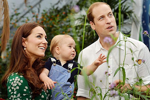 принц Джордж фото