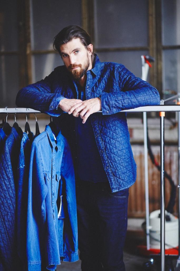 H&M запустили эко-линию джинсовой одежды