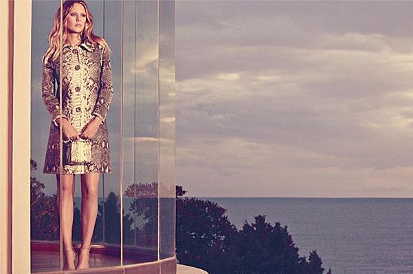 Дочь Шона Пенна покоряет модельный бизнес