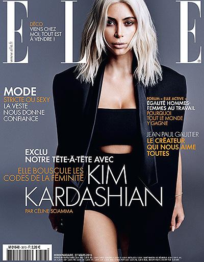 Блондинистое прошлое: фотосессия Ким Кардашьян в образе блондинки