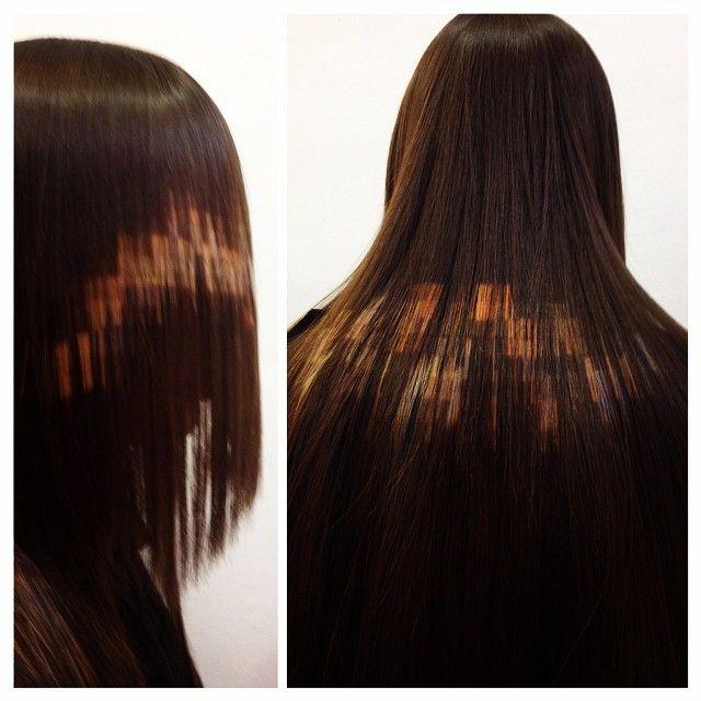 Такого, вы еще не видели: новый тренд для окрашивания волос - pixilated hair