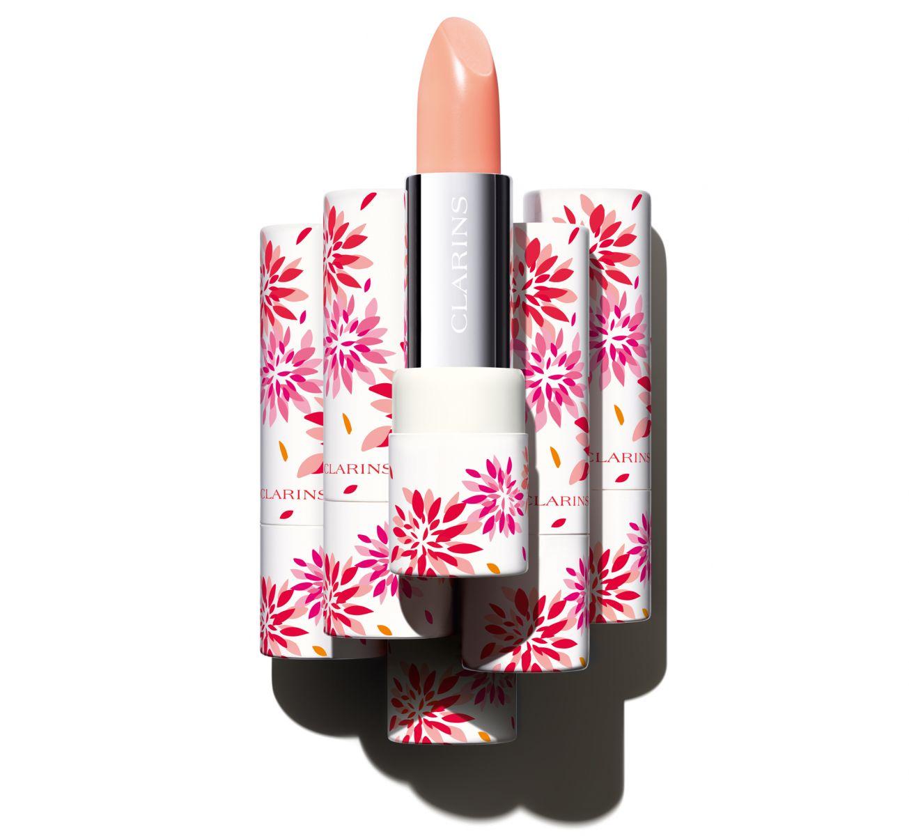 5 причин полюбить бальзам Clarins Daily Energizer Lovely Lip Balm в новом дизайне 2016