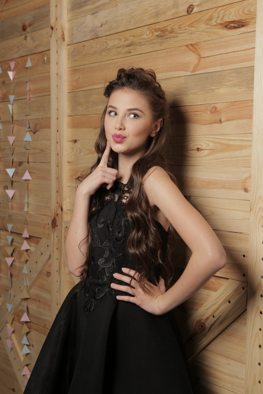 «Косметичка и гардероб» Софии Тарасовой