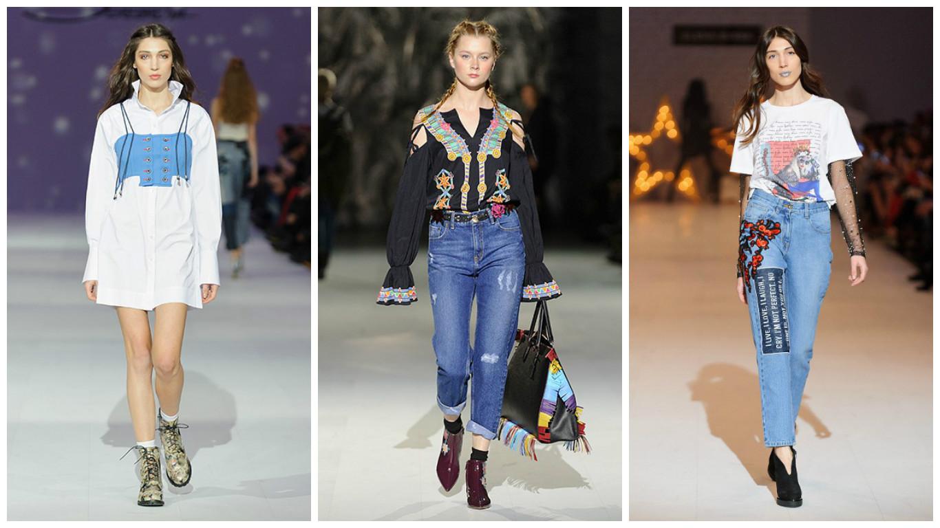 Ukrainian Fashion Week: самые яркие тренды весны и лета 2017 (ФОТО)