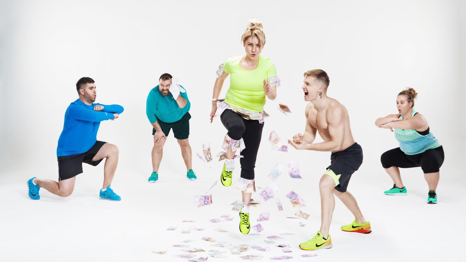 """Мощный мотиватор: похудей с фитнес-программой """"Рывок"""" и получи 20000 гривен"""