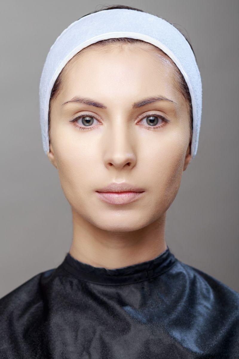 Жидкие кристаллы для блеска волос с эффектом ламинирования