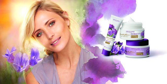 Растение люцерна поможет сохранить молодость кожи!
