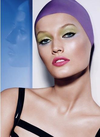 коллекция макияжа лето 2014