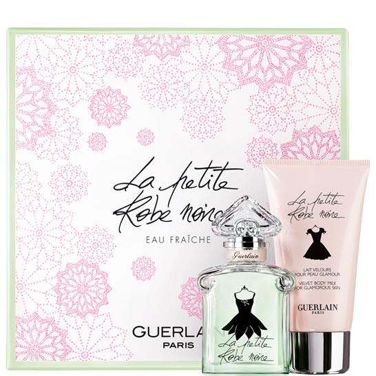 Подарочный набор Guerlain La Petite Robe Noire Eau Fraiche