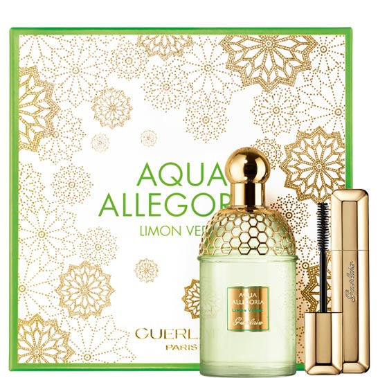 Подарочный набор Guerlain Aqua Allegoria Limon Verde