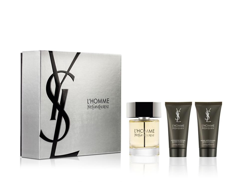 Подарочный набор L'Homme Yves Saint Laurent