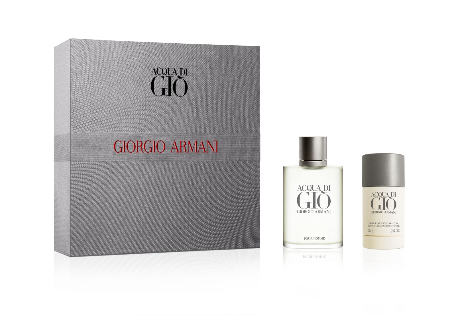 Подарочный набор Giorgio Armani Acqua Di Gio Homme