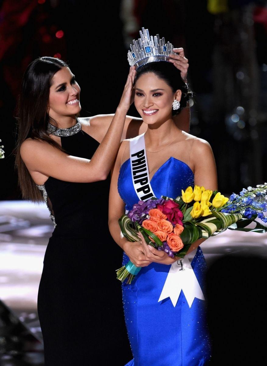 Красивее не найдешь: Мисс Вселенная ответила Мисс Колумбии по поводу ошибки ведущего