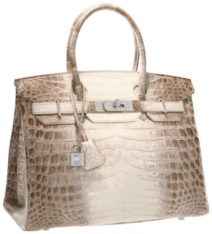 Роскошь не знает границ: сумка Hermès снова вошла в историю