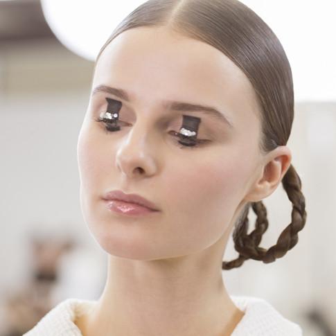 Кукольный макияж с показа Dior Pre-Fall 2015
