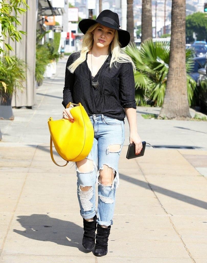 Стиль: мода на желтые сумки возвращается?