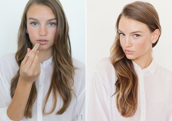 Мастер-класс: самый быстрый и красивый дневной макияж за 5 минут фото
