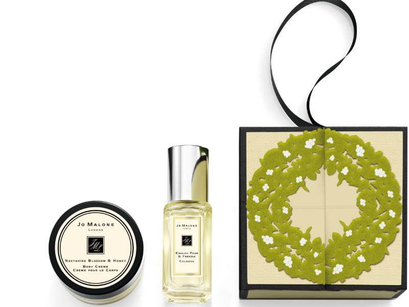 Подарочки: Jo Malone London представили новогодние наборы 2015