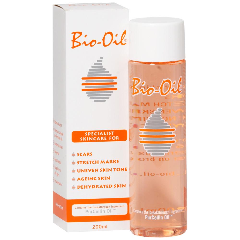 Масло Bio-Oil – чудо-средство, которое хвалит не только Свейнпол, но и ее коллеги по цеху