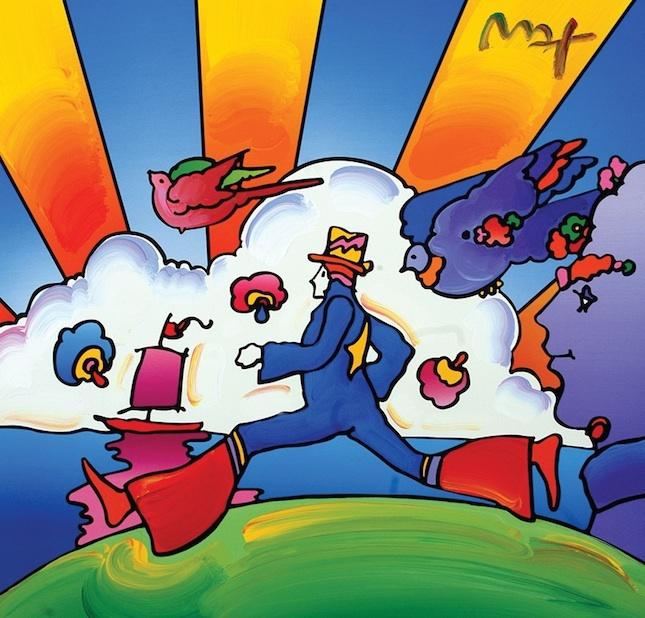 Взрыв красок: новогодняя коллекция Kiehls x Peter Max