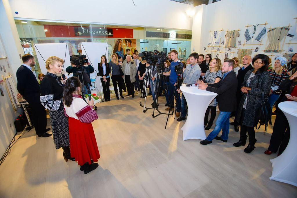 Не проспусти: в Киеве открылась уникальный выставка вышиванок!