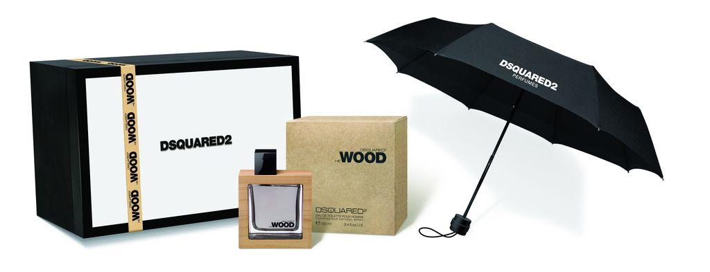 Подарочный набор Dsquared2 Wood