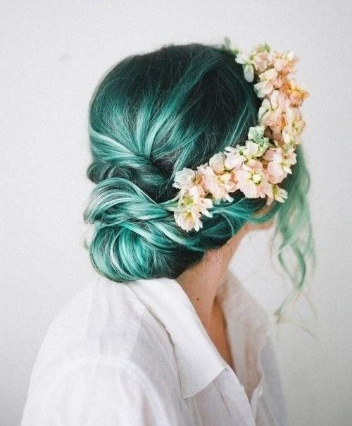 Какой цвет волос стал трендом Pinterest