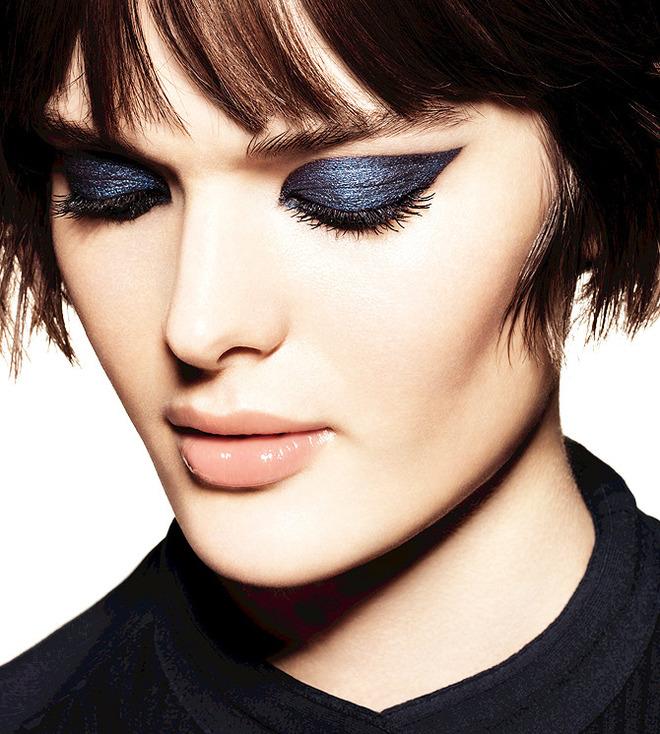 Синий-синий рай: невероятная коллекция макияжа Blue Rhythm de Chanel фото