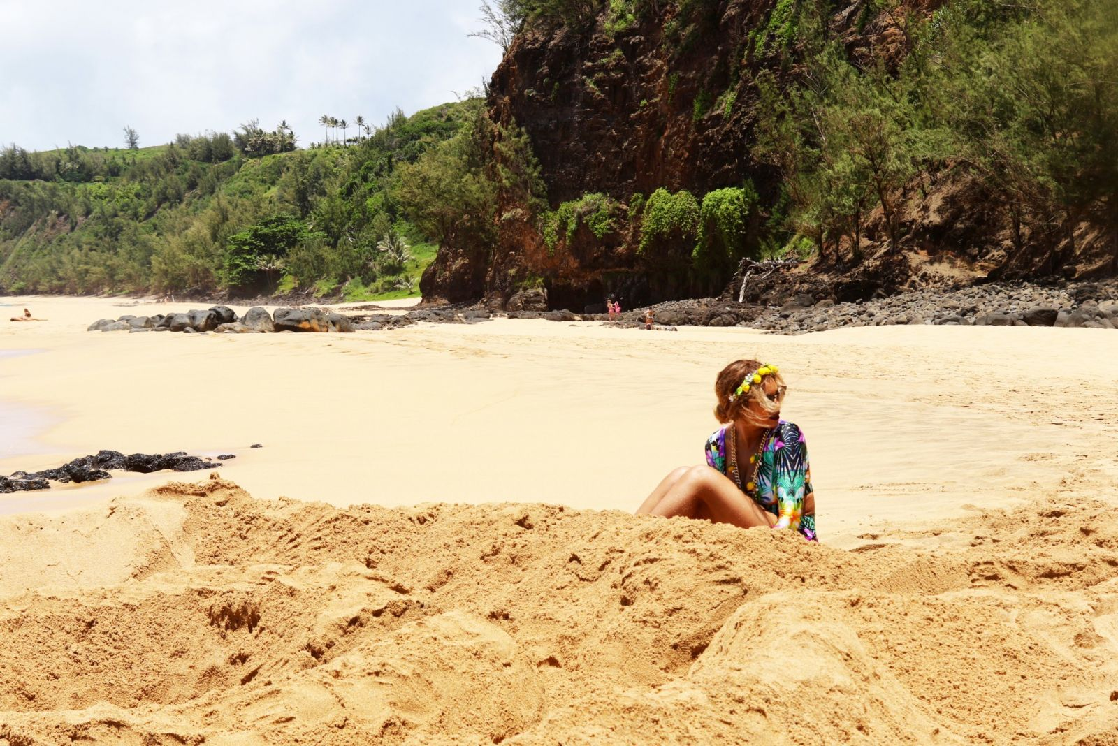 Бейонсе похвасталась фото с отдыха и своим пляжным стилем фото 2016