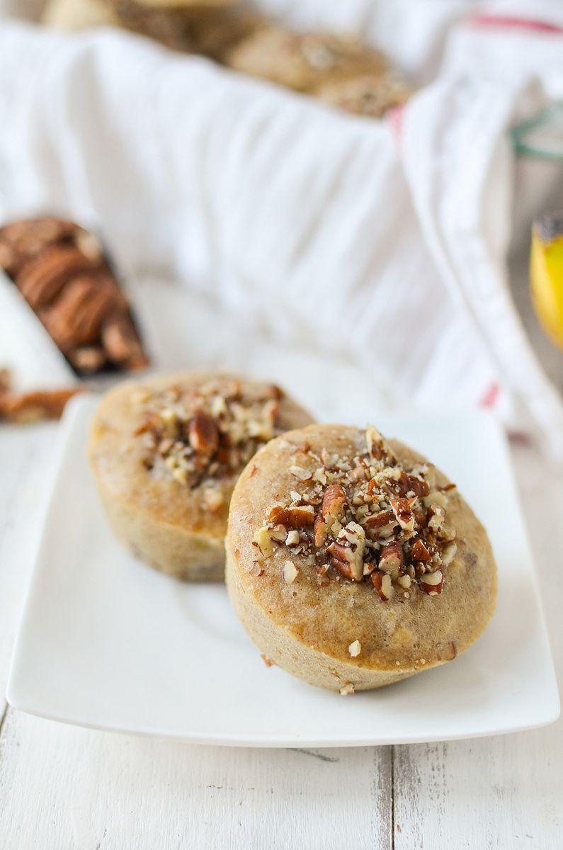 Энергичное утро: рецепт воздушных банановых кексов для активного дня