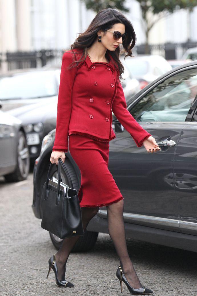 Стиль Амаль Клуни: лучшие образы супруги Джорджа Клуни