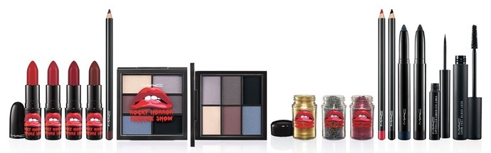 Первая стильная коллекция макияж к Хэллоуин 2014