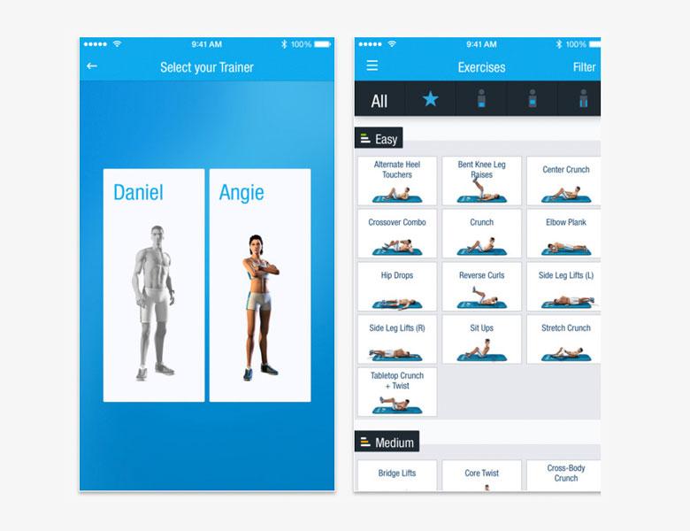 Спорт в тренде: 5 лучших фитнес-приложений для смартфона
