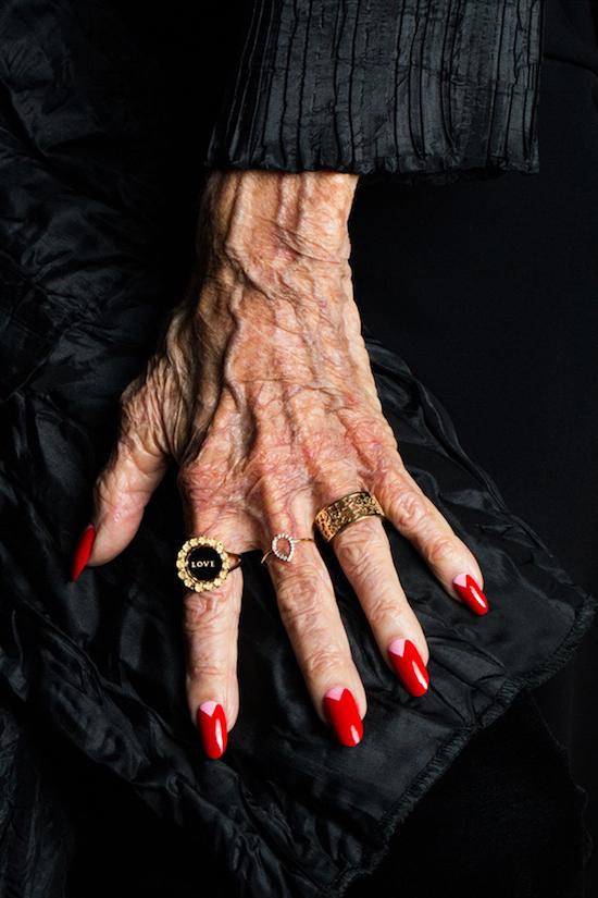 Модные старушки стали звездами рекламной кампании Karen Walker