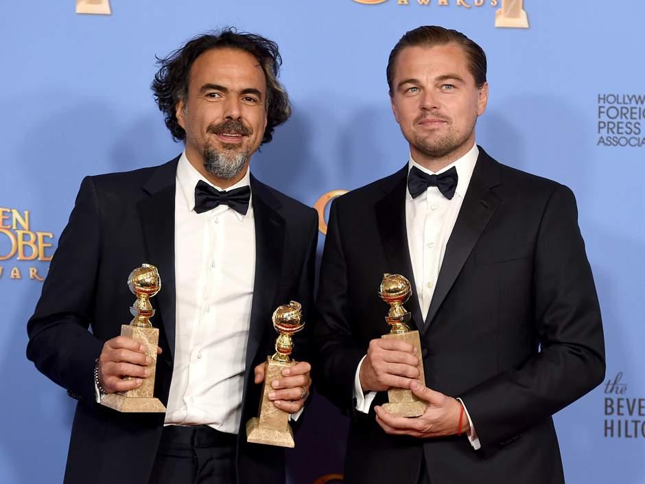 Золотой глобус 2016: лучшие образы звезд на красной дорожке