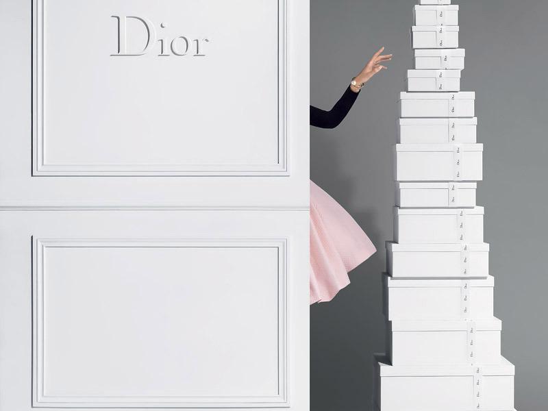 Праздник к нам приходит: Dior спешит подарить вам новогоднее настроение