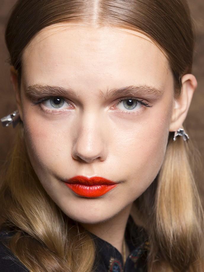Ягодные губы - самый сексуальный тренд из Нью-Йорка и Лондона