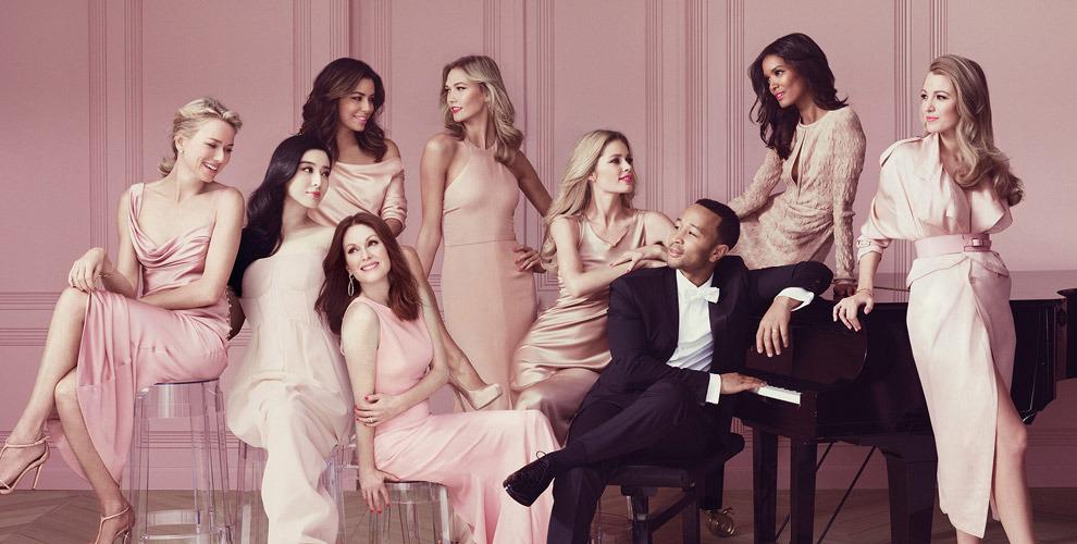 Поцелуй звезды: LOreal Paris представили ожидаемы помады La Vie en Rose
