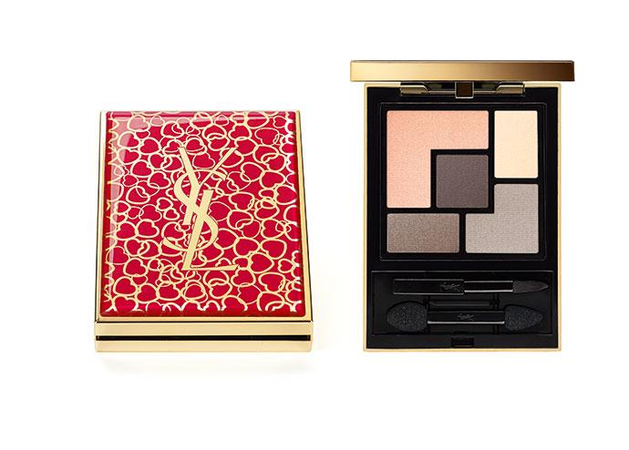 Yves Saint Laurent выпустит тени для влюбленных