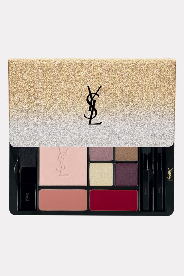 Просто блеск: Рождественская коллекция макияжа Yves Saint Laurent Yves Saint Laurent, рождественская коллекция макияжа