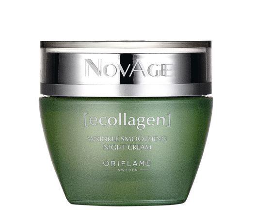 Наука против возраста: NovAge Ecollagen - новая линия антивозрастного ухода от Орифлэйм