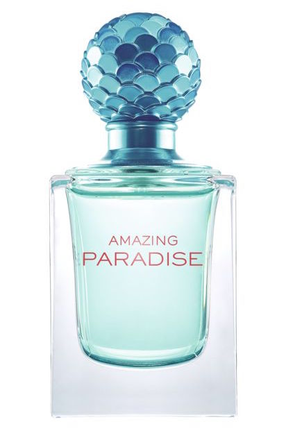 Райская экзотика: новая парфюмерная вода Amazing Paradise от Орифлэйм